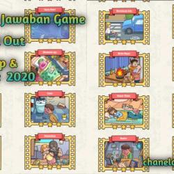 Jawaban Game Find Out Full Stage